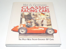 CLASSIC RACING CARS - Post-War Front engined GP Cars (Nye & Goddard 1991)